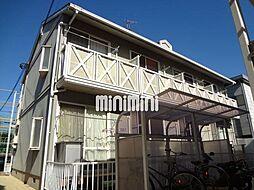 アビタシオンフローレンス B棟[2階]の外観
