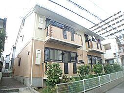 兵庫県神戸市東灘区魚崎南町7丁目の賃貸アパートの外観