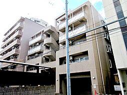 滋賀県大津市粟津町の賃貸マンションの外観