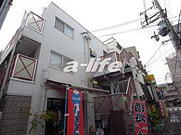 兵庫県神戸市東灘区御影本町4丁目の賃貸マンションの外観