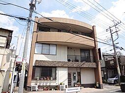 埼玉県上尾市大字小敷谷の賃貸マンションの外観