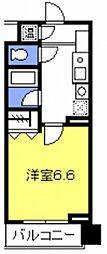 ロイヤルハイツ常盤[204号室号室]の間取り