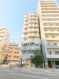 東京都大田区大森西3の賃貸マンションの外観