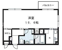 白金台アルビラ[3階]の間取り
