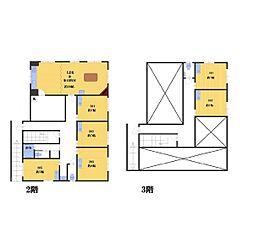 TASKハウス[203号室]の間取り