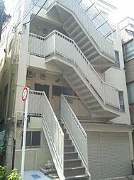 東京都新宿区天神町の賃貸マンションの外観