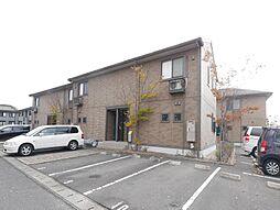 リビングタウン赤松[A101号室]の外観