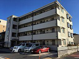 東京都足立区一ツ家1丁目の賃貸マンションの外観