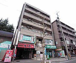 京都府京都市中京区壬生東高田町の賃貸マンションの外観