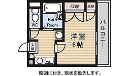 東小金井駅 5.8万円