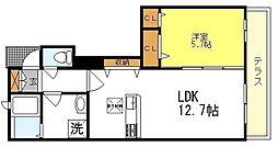 七道駅 7.7万円