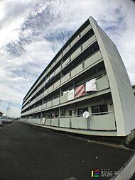 ビレッジハウス甘木4号棟[4階]の外観