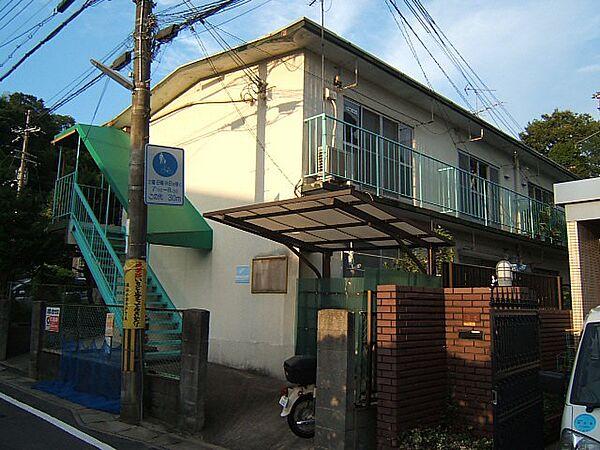 京都府京都市伏見区桃山町本多上野の賃貸マンション