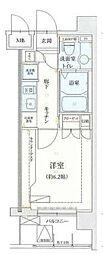 リヴシティ横濱弘明寺[9階]の間取り