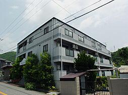 兵庫県姫路市白国4丁目の賃貸マンションの外観