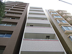 兵庫県神戸市灘区友田町4丁目の賃貸マンションの外観