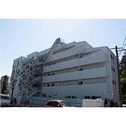 神奈川県川崎市高津区新作1丁目の賃貸マンションの外観