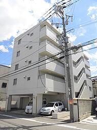 阪急西九条マンション[3階]の外観