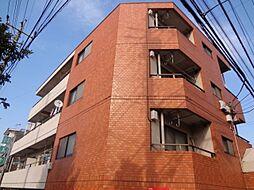 第2グリーンマンション[2階]の外観