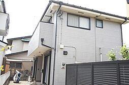 東京都東村山市久米川町4の賃貸アパートの外観