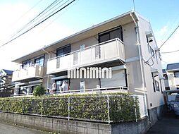 岩崎ハイツC[1階]の外観