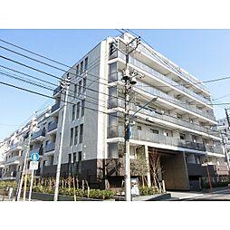 ザ・パークハビオ新宿[4階]の外観