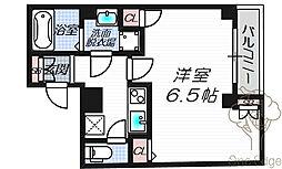 アルバス本庄東[3階]の間取り