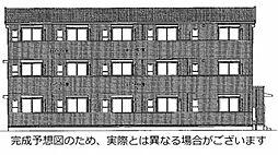 仮称)竹田向代町D-room[105号室号室]の外観