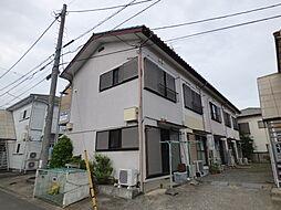 北川コーポB[104号室]の外観