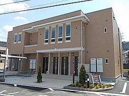 山口県下関市東勝谷の賃貸アパートの外観