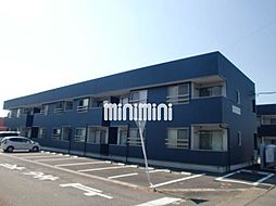 GARDEN MIYAKOI[2階]の外観
