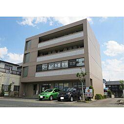 岐阜県岐阜市西荘2丁目の賃貸アパートの外観