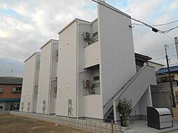大阪府堺市西区浜寺元町4丁の賃貸アパートの外観