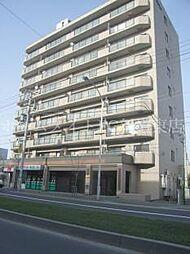 北海道札幌市東区北三十一条東16丁目の賃貸マンションの外観