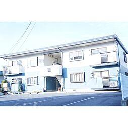ラプラス栗田[2階]の外観
