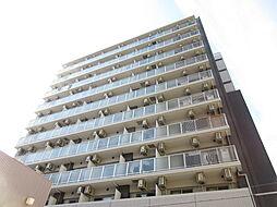 大阪府大阪市東淀川区東中島2丁目の賃貸マンションの外観