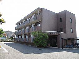 千葉県東金市堀上の賃貸マンションの外観
