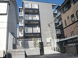 千葉県船橋市本町3丁目の賃貸アパートの外観