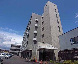 京都府京都市右京区山ノ内御堂殿町の賃貸マンションの外観