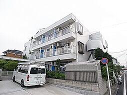 東京都足立区東保木間2丁目の賃貸マンションの外観