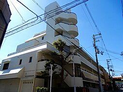 ファミリーコーポ阿倍野[4階]の外観