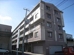 大阪府東大阪市加納5丁目の賃貸マンションの外観