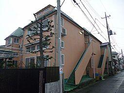 コートマリリーン[1階]の外観