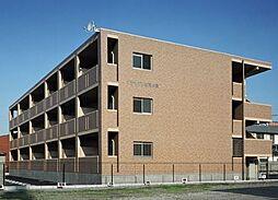 栃木県小山市城東1丁目の賃貸マンションの外観