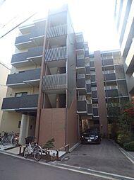 大阪府大阪市淀川区東三国1丁目の賃貸マンションの外観