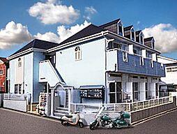 ハーモニーハイツ川崎[2階]の外観