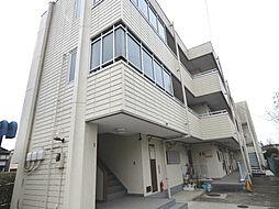 埼玉県さいたま市南区文蔵3丁目の賃貸アパートの外観