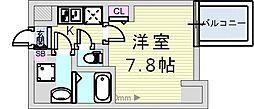 兵庫駅 6.4万円