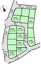 練馬区大泉町2丁目 土地 14区画