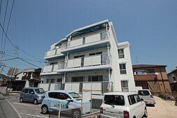 松山ビル[202号室]の外観
